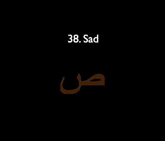 38. Sad